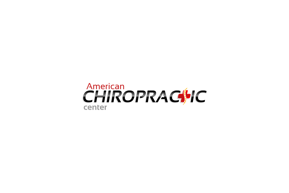 Logo Design by Mitchnick Sunardi - Entry No. 55 in the Logo Design Contest Logo Design for American Chiropractic Center.