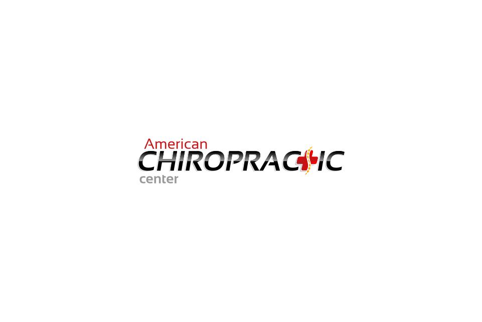 Logo Design by Mitchnick Sunardi - Entry No. 55 in the Logo Design Contest Logo Design for American Chiropractic Center.