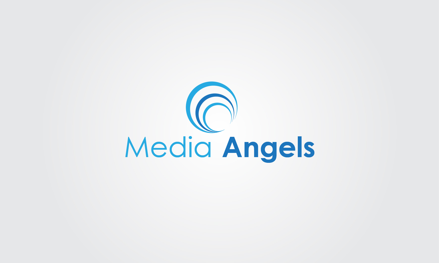 Logo Design by 3draw - Entry No. 205 in the Logo Design Contest New Logo Design for Media Angels.