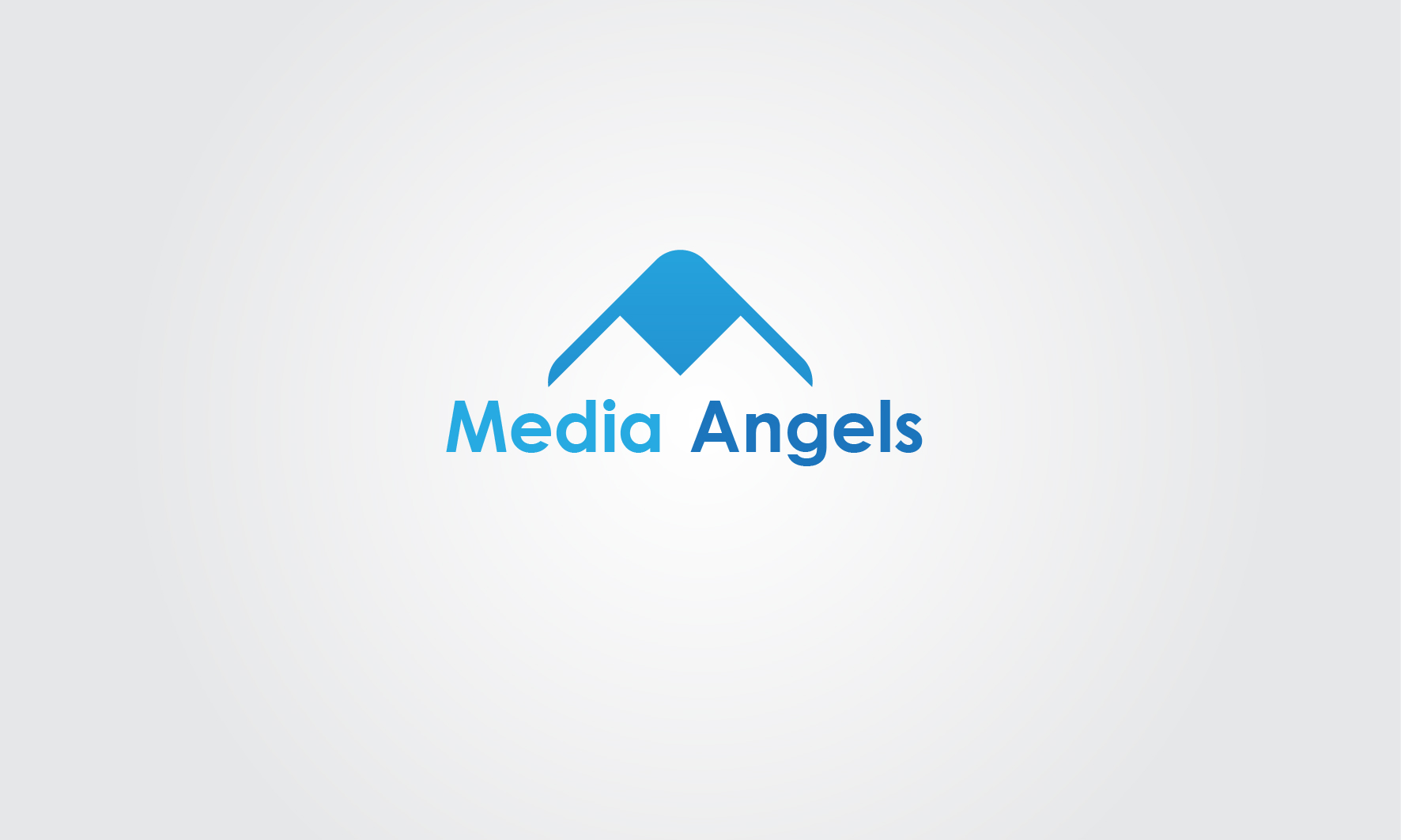 Logo Design by 3draw - Entry No. 208 in the Logo Design Contest New Logo Design for Media Angels.
