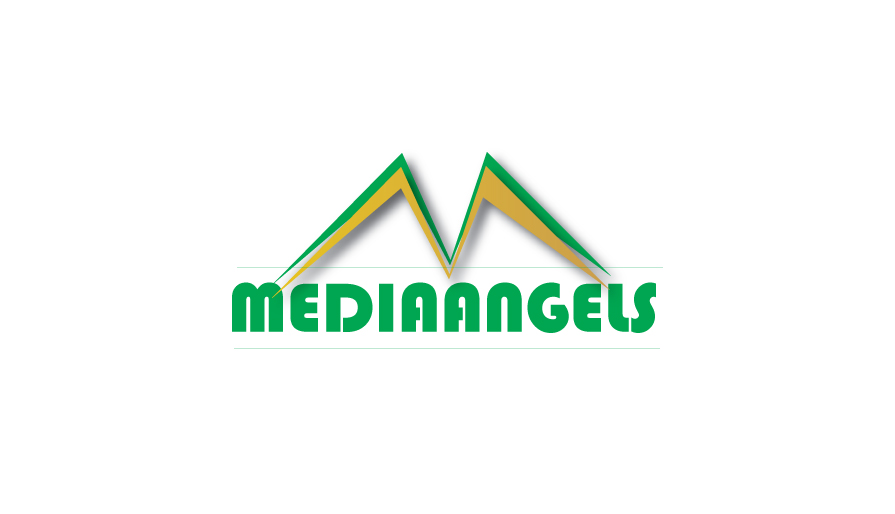 Logo Design by Private User - Entry No. 211 in the Logo Design Contest New Logo Design for Media Angels.