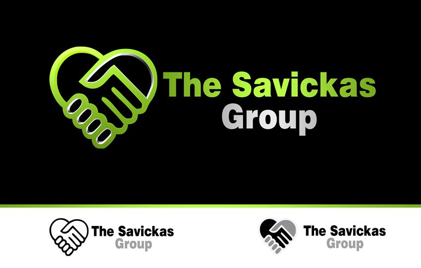 Logo Design by Respati Himawan - Entry No. 26 in the Logo Design Contest Logo Design Needed for Exciting New Company The Savickas Group.