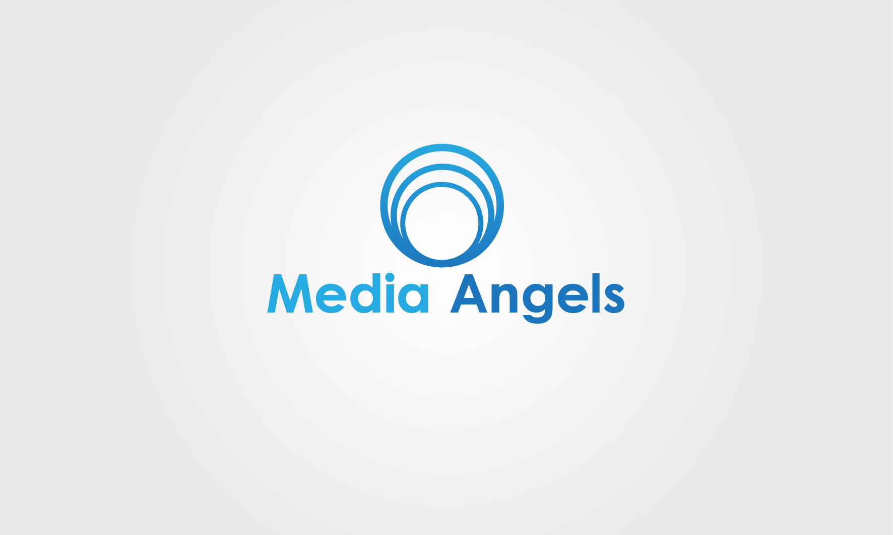 Logo Design by 3draw - Entry No. 212 in the Logo Design Contest New Logo Design for Media Angels.