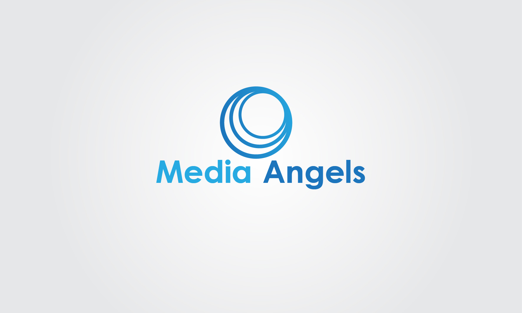 Logo Design by 3draw - Entry No. 213 in the Logo Design Contest New Logo Design for Media Angels.