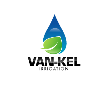 Logo Design by Muhammad Sopandi - Entry No. 169 in the Logo Design Contest Van-Kel Irrigation Logo Design.