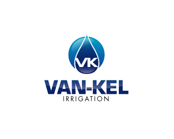 Logo Design by Muhammad Sopandi - Entry No. 170 in the Logo Design Contest Van-Kel Irrigation Logo Design.