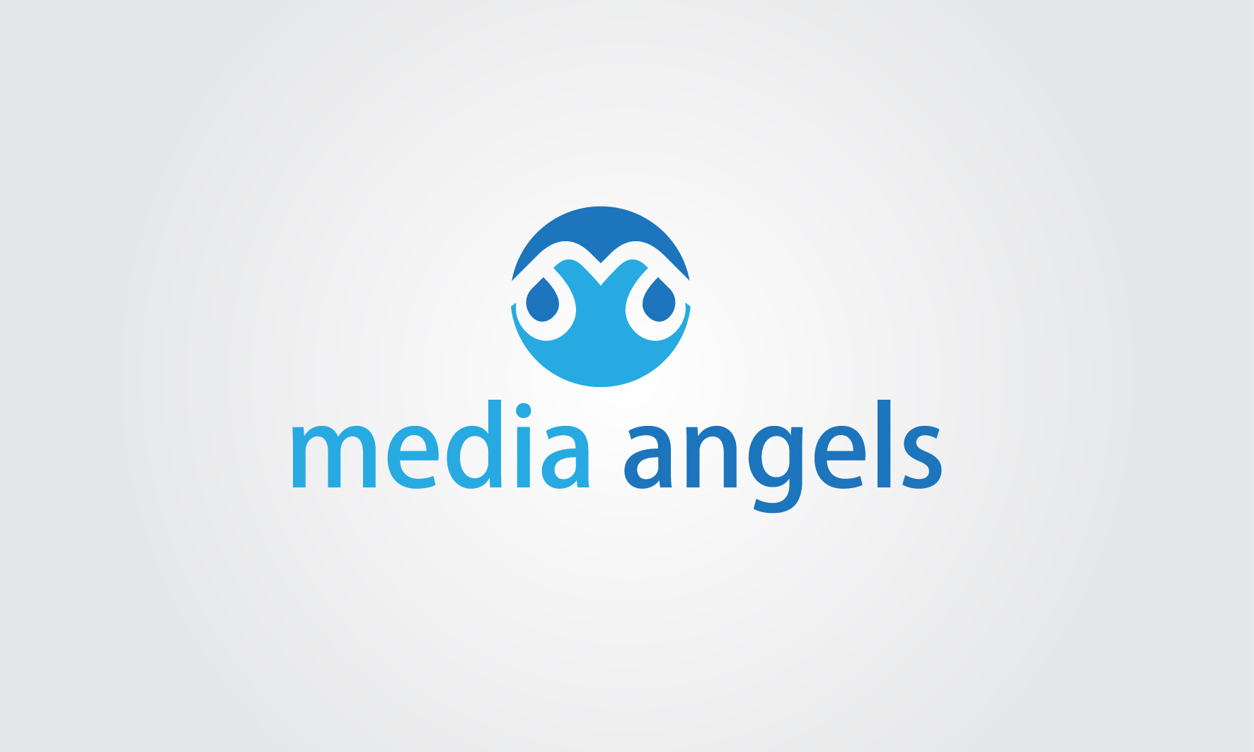 Logo Design by 3draw - Entry No. 214 in the Logo Design Contest New Logo Design for Media Angels.