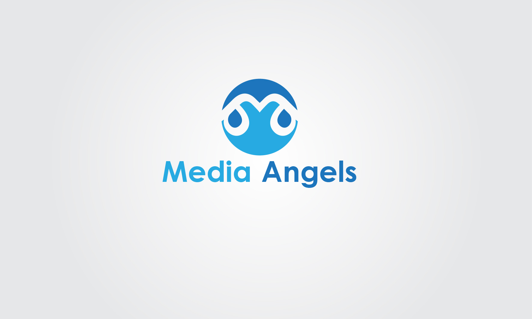 Logo Design by 3draw - Entry No. 215 in the Logo Design Contest New Logo Design for Media Angels.