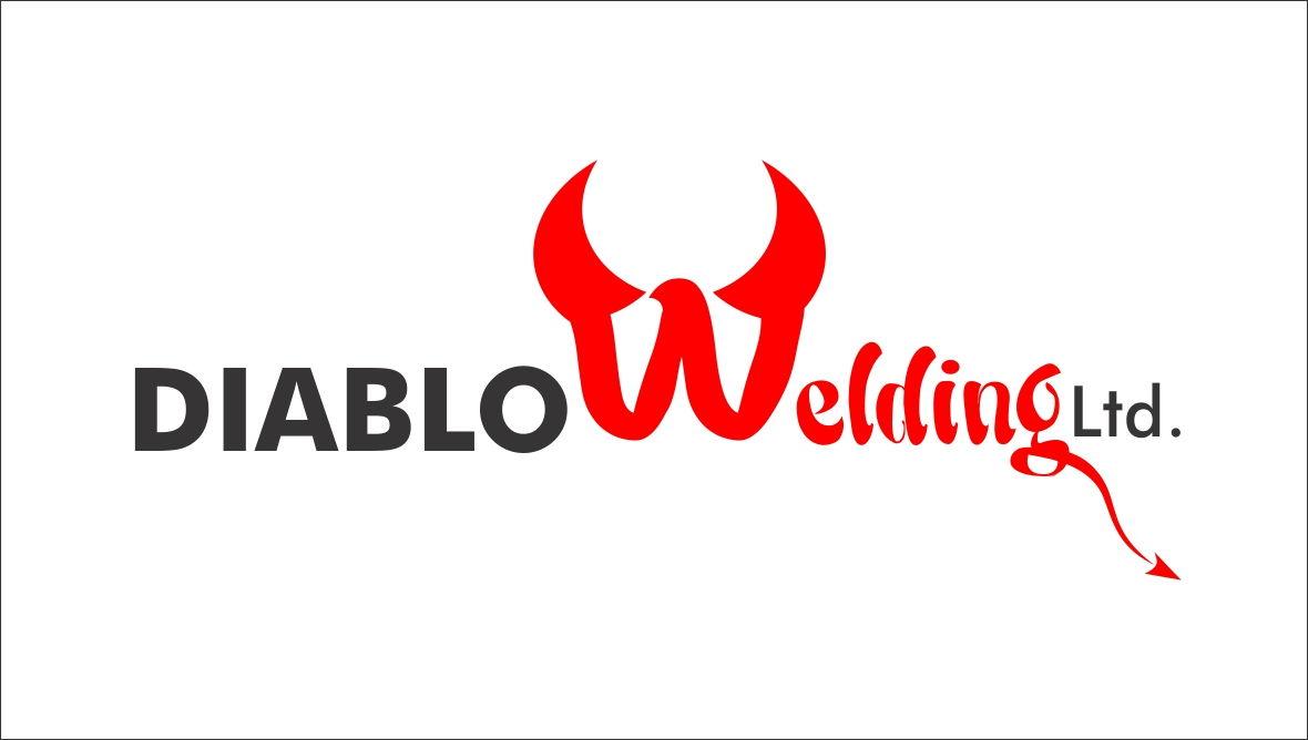 Logo Design by Hudy Wake - Entry No. 7 in the Logo Design Contest New Logo Design for Diablo Welding Ltd..