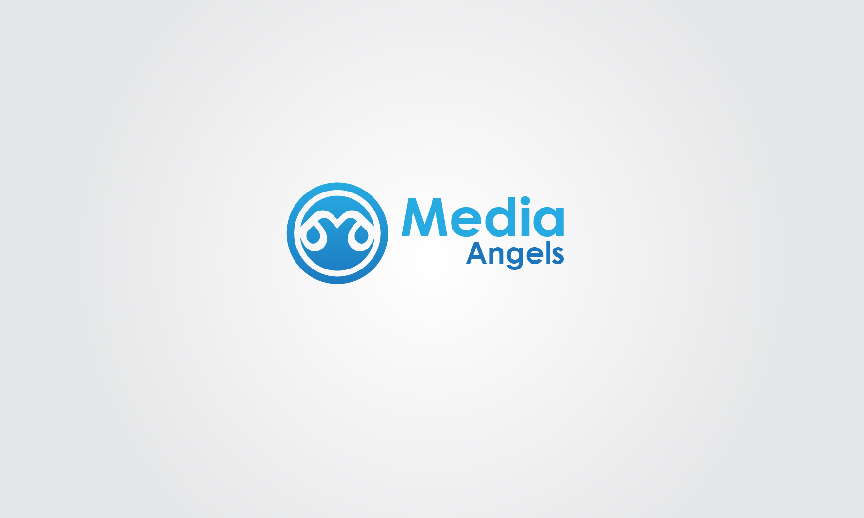 Logo Design by 3draw - Entry No. 216 in the Logo Design Contest New Logo Design for Media Angels.