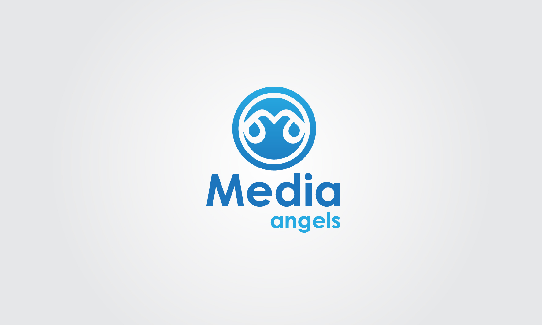 Logo Design by 3draw - Entry No. 217 in the Logo Design Contest New Logo Design for Media Angels.
