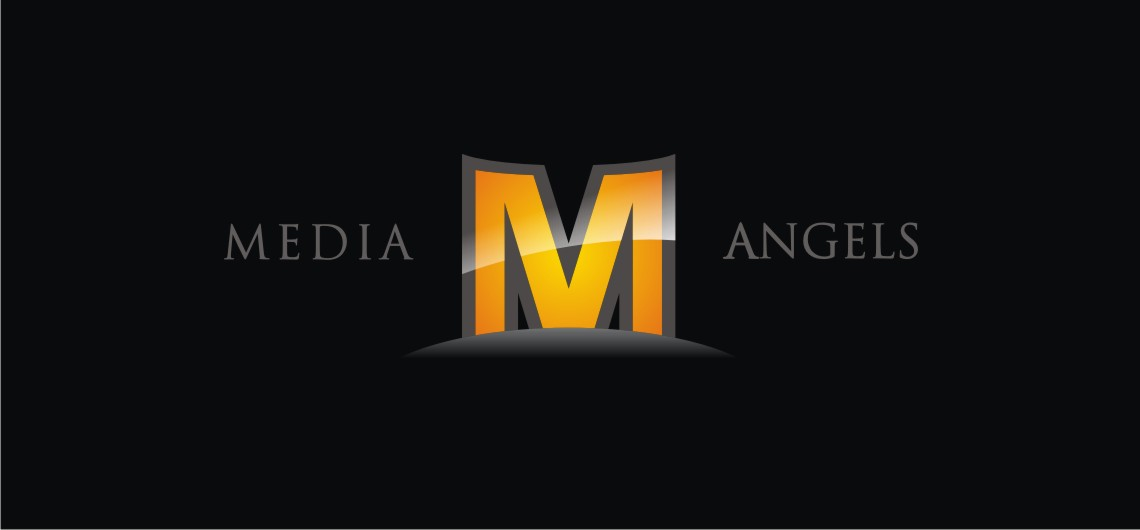 Logo Design by Private User - Entry No. 220 in the Logo Design Contest New Logo Design for Media Angels.