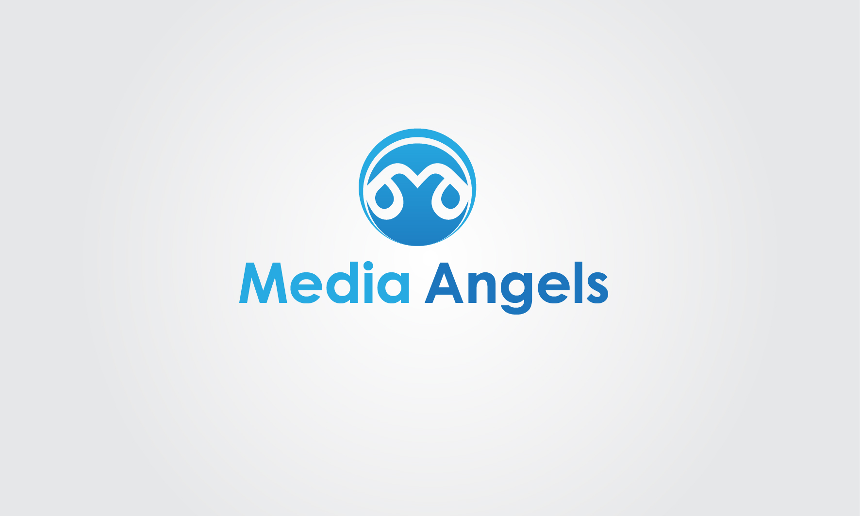 Logo Design by 3draw - Entry No. 221 in the Logo Design Contest New Logo Design for Media Angels.