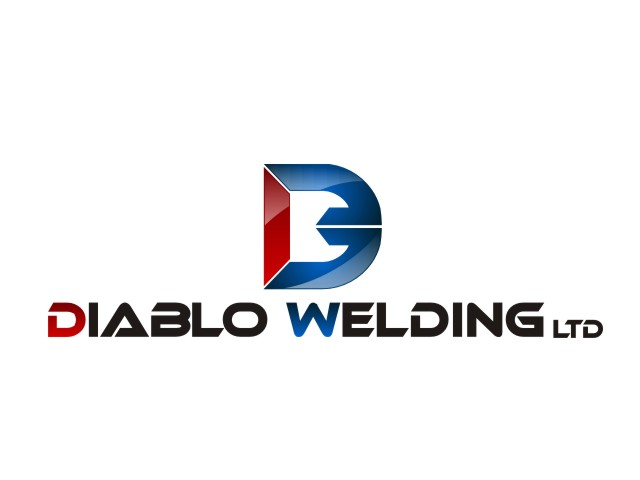 Logo Design by Private User - Entry No. 9 in the Logo Design Contest New Logo Design for Diablo Welding Ltd..