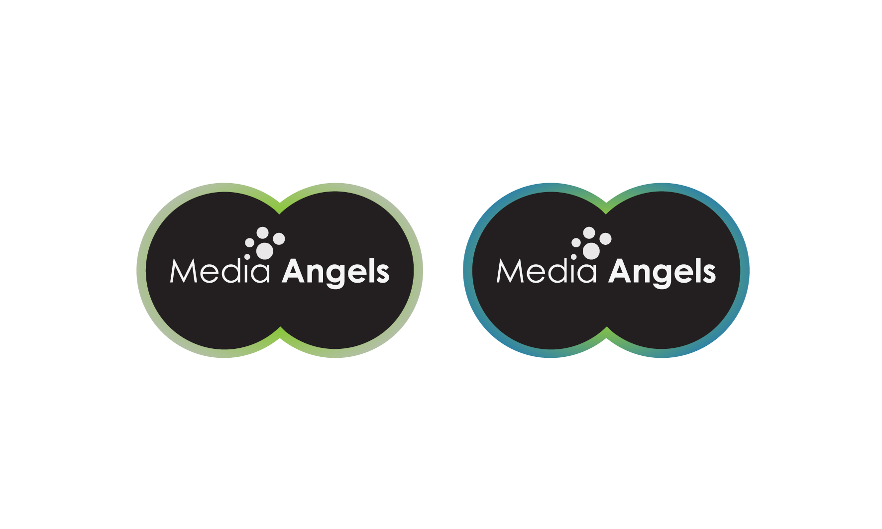 Logo Design by 3draw - Entry No. 227 in the Logo Design Contest New Logo Design for Media Angels.
