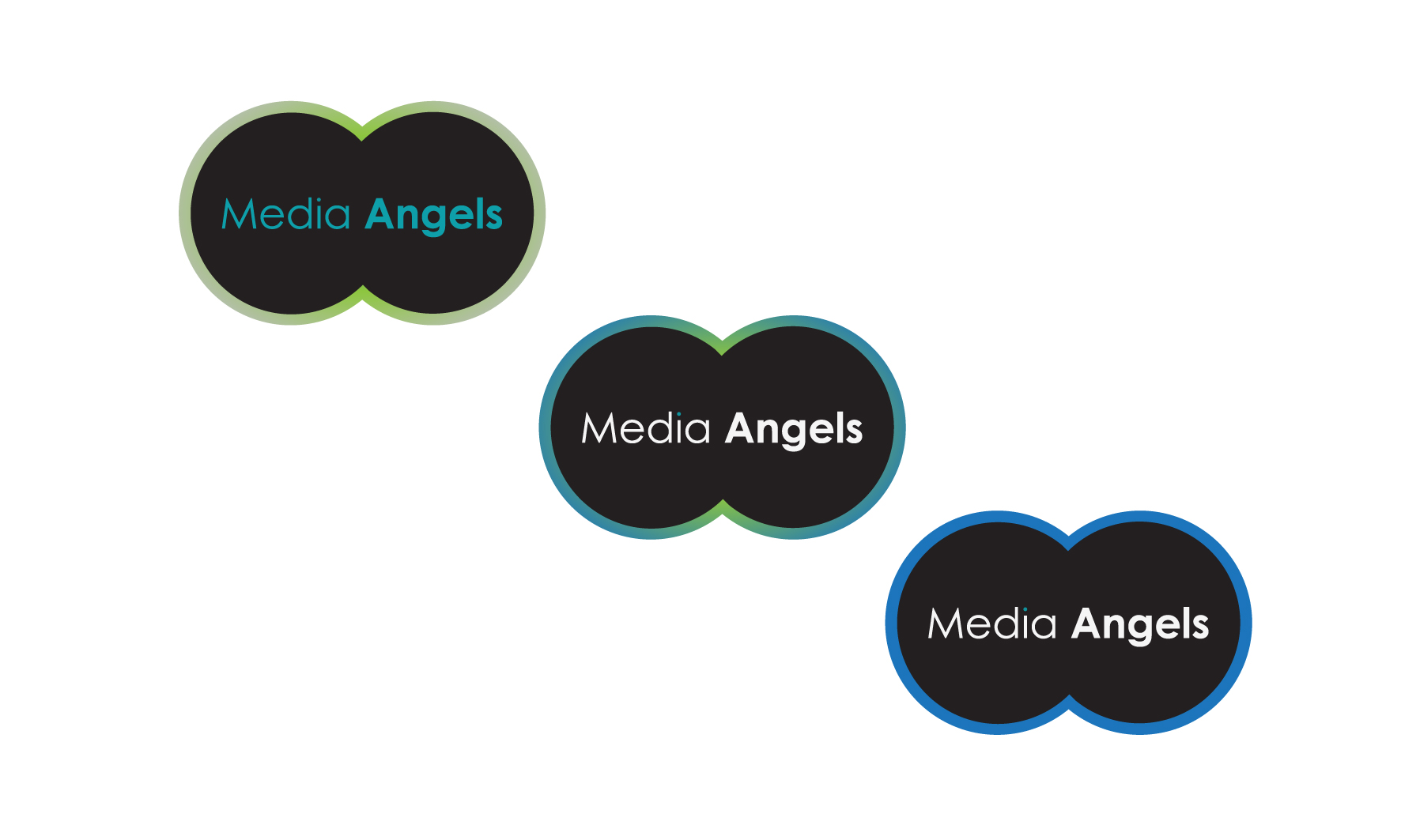 Logo Design by 3draw - Entry No. 228 in the Logo Design Contest New Logo Design for Media Angels.