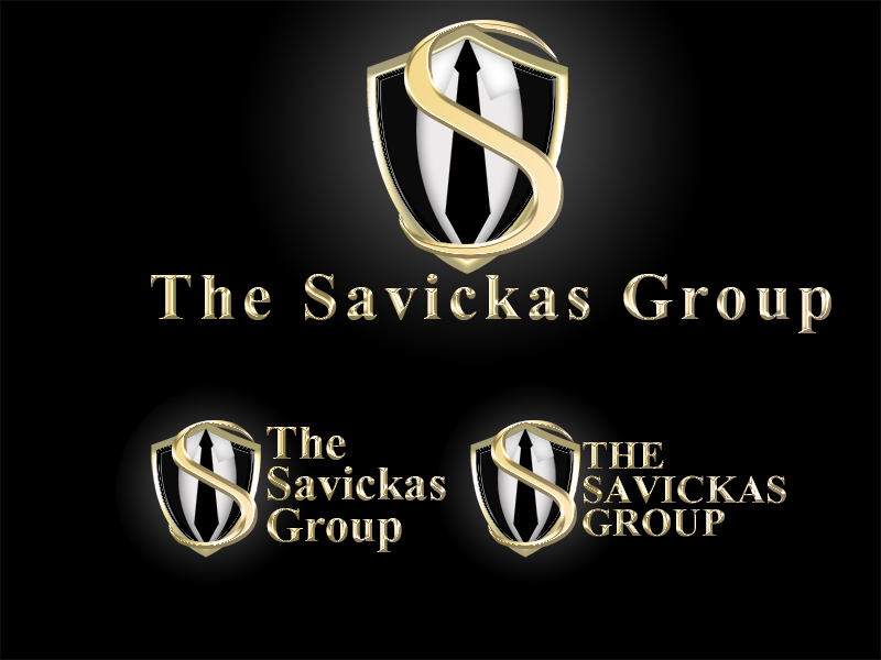 Logo Design by Mythos Designs - Entry No. 28 in the Logo Design Contest Logo Design Needed for Exciting New Company The Savickas Group.