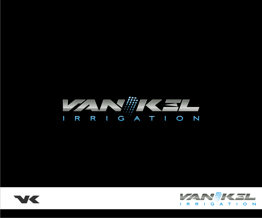 Logo Design by graphicleaf - Entry No. 185 in the Logo Design Contest Van-Kel Irrigation Logo Design.
