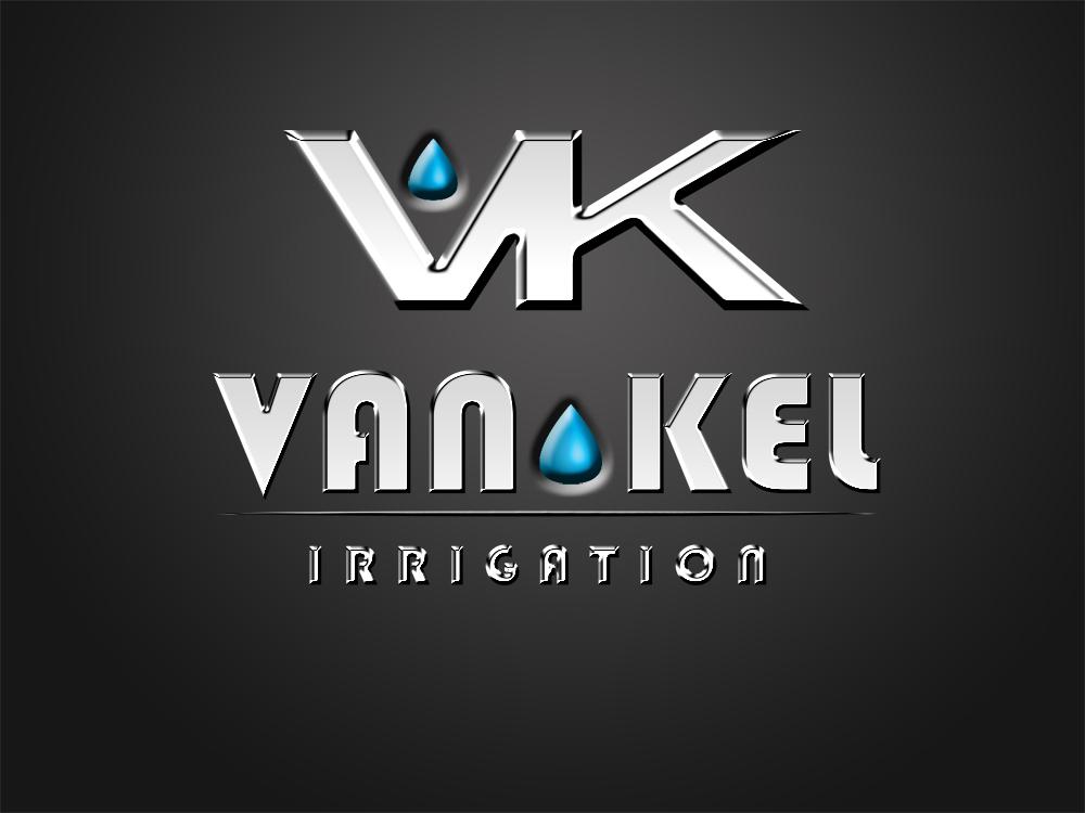 Logo Design by Mythos Designs - Entry No. 190 in the Logo Design Contest Van-Kel Irrigation Logo Design.