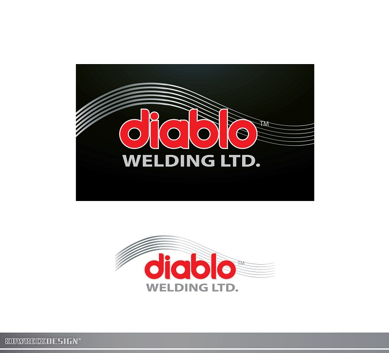 Logo Design by kowreck - Entry No. 16 in the Logo Design Contest New Logo Design for Diablo Welding Ltd..