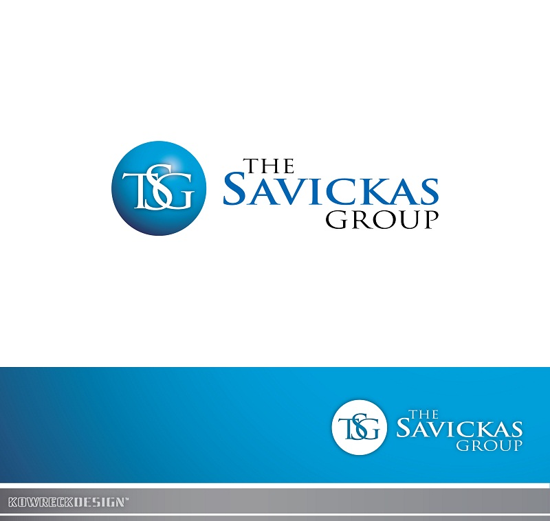 Logo Design by kowreck - Entry No. 30 in the Logo Design Contest Logo Design Needed for Exciting New Company The Savickas Group.