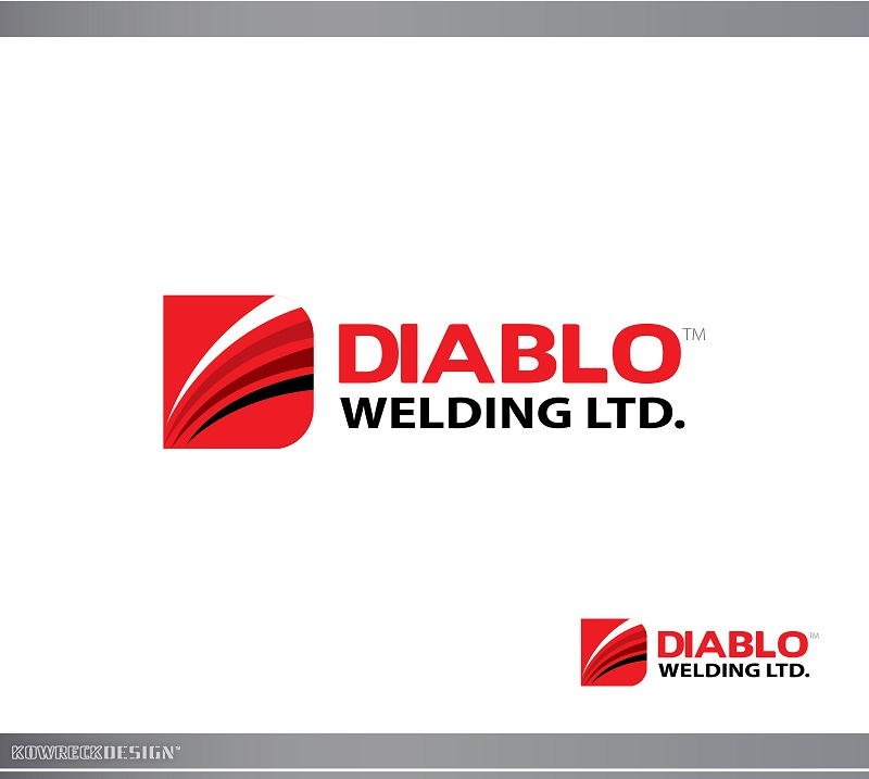 Logo Design by kowreck - Entry No. 18 in the Logo Design Contest New Logo Design for Diablo Welding Ltd..