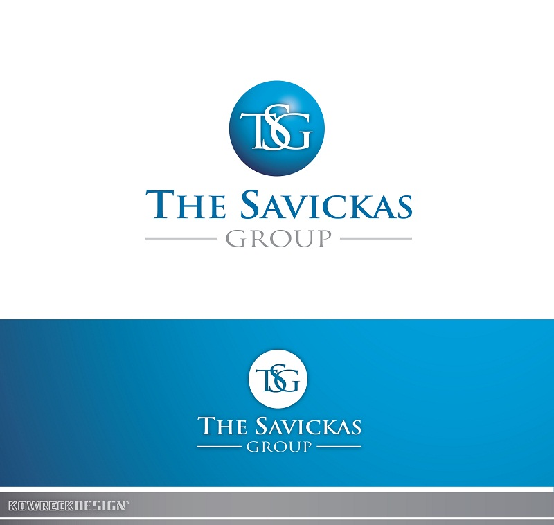 Logo Design by kowreck - Entry No. 31 in the Logo Design Contest Logo Design Needed for Exciting New Company The Savickas Group.