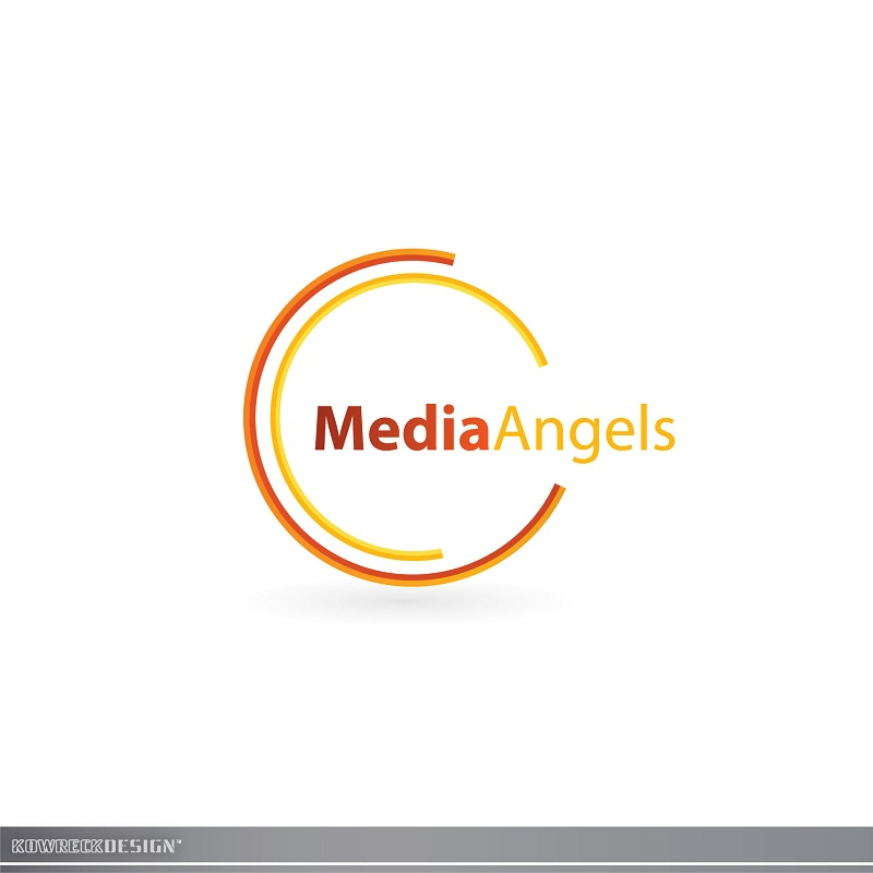 Logo Design by kowreck - Entry No. 253 in the Logo Design Contest New Logo Design for Media Angels.