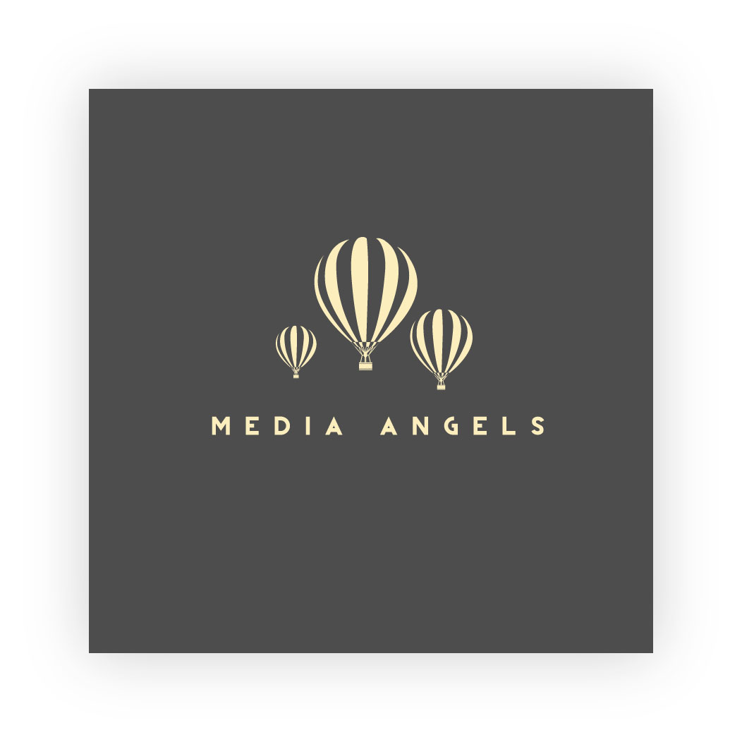 Logo Design by trav - Entry No. 256 in the Logo Design Contest New Logo Design for Media Angels.
