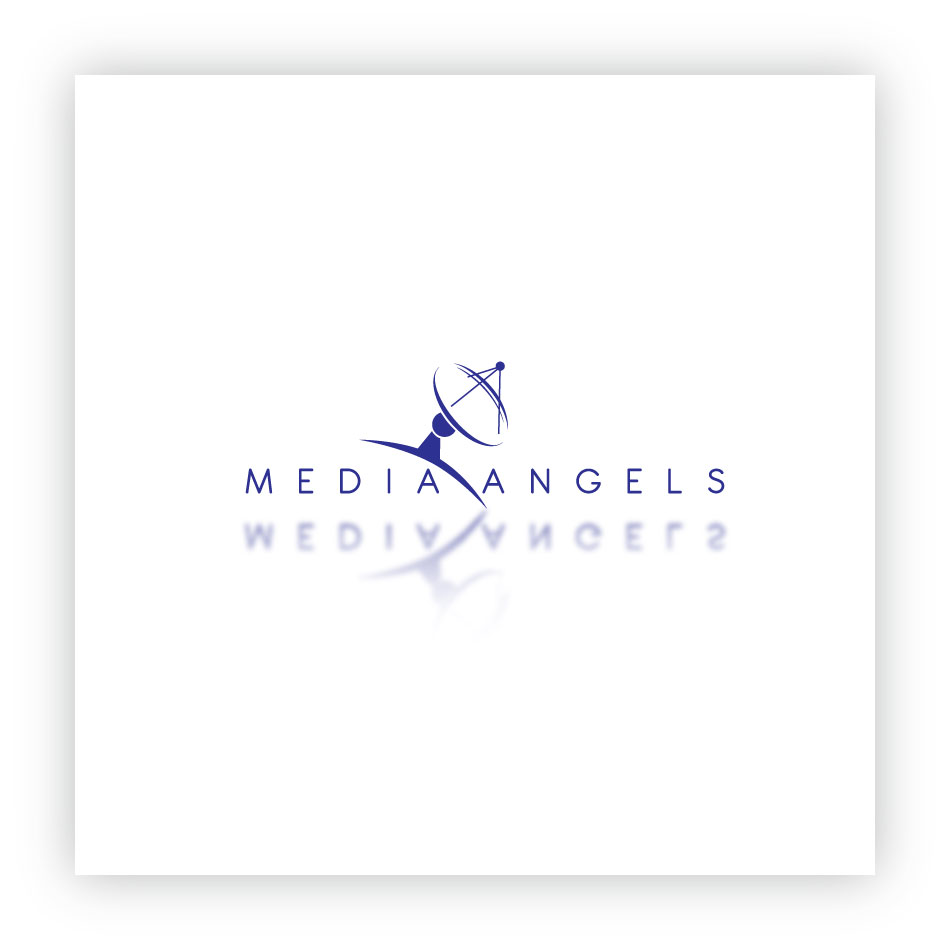 Logo Design by trav - Entry No. 258 in the Logo Design Contest New Logo Design for Media Angels.
