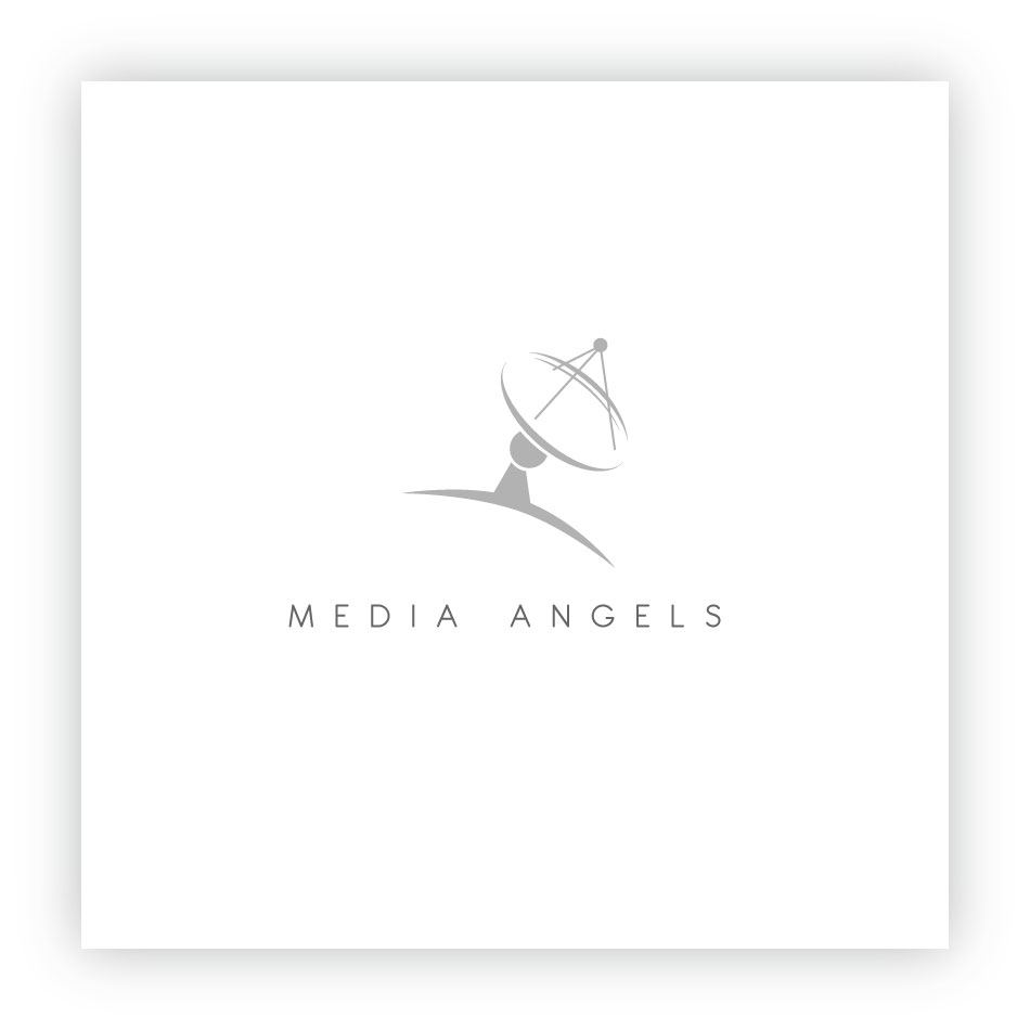 Logo Design by trav - Entry No. 260 in the Logo Design Contest New Logo Design for Media Angels.