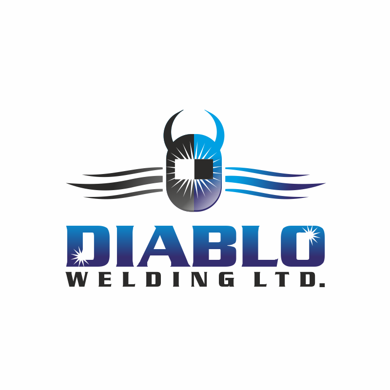 Logo Design by montoshlall - Entry No. 29 in the Logo Design Contest New Logo Design for Diablo Welding Ltd..