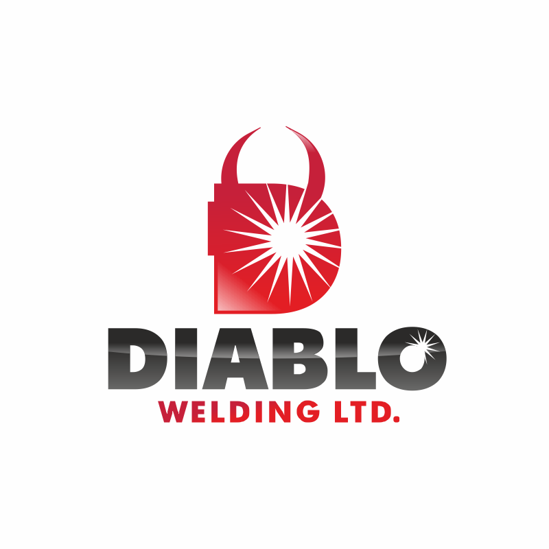 Logo Design by montoshlall - Entry No. 31 in the Logo Design Contest New Logo Design for Diablo Welding Ltd..