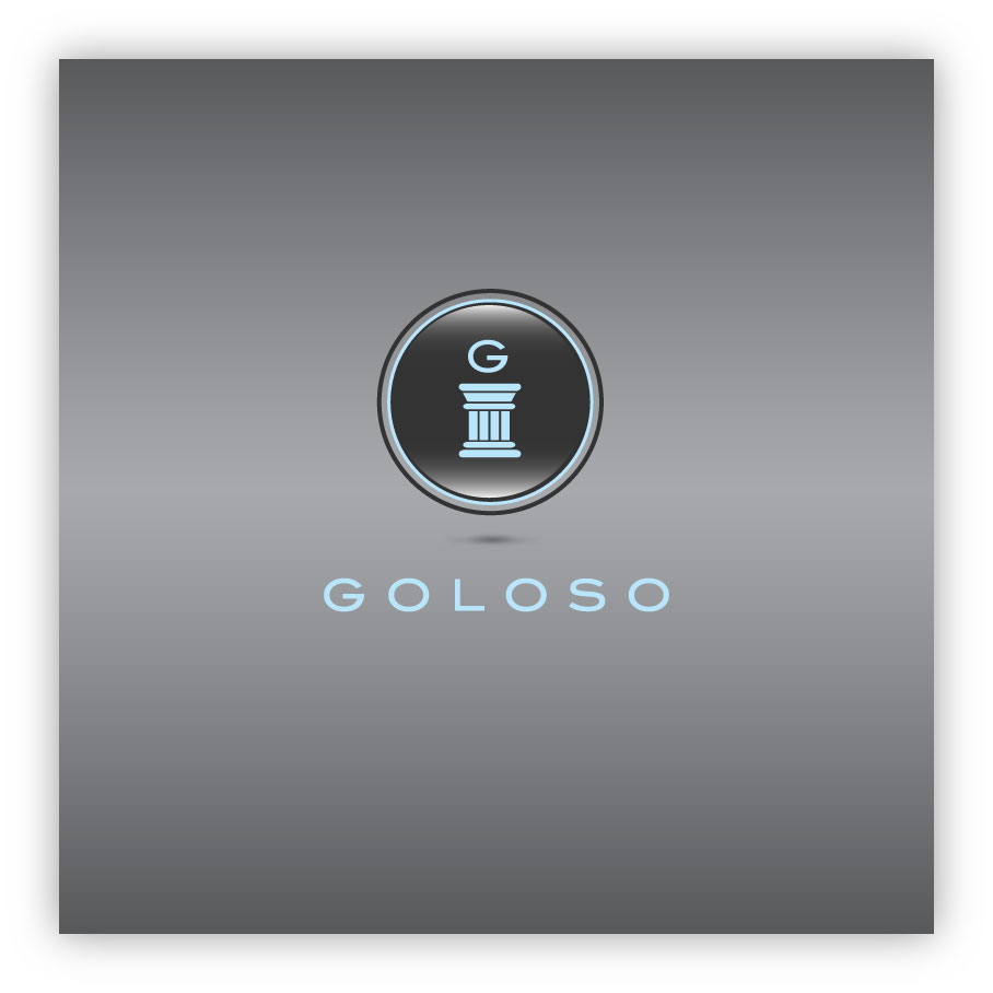 Logo Design by trav - Entry No. 4 in the Logo Design Contest Unique Logo Design Wanted for Goloso.