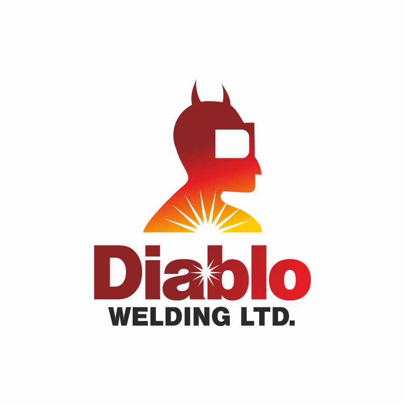 Logo Design by montoshlall - Entry No. 32 in the Logo Design Contest New Logo Design for Diablo Welding Ltd..