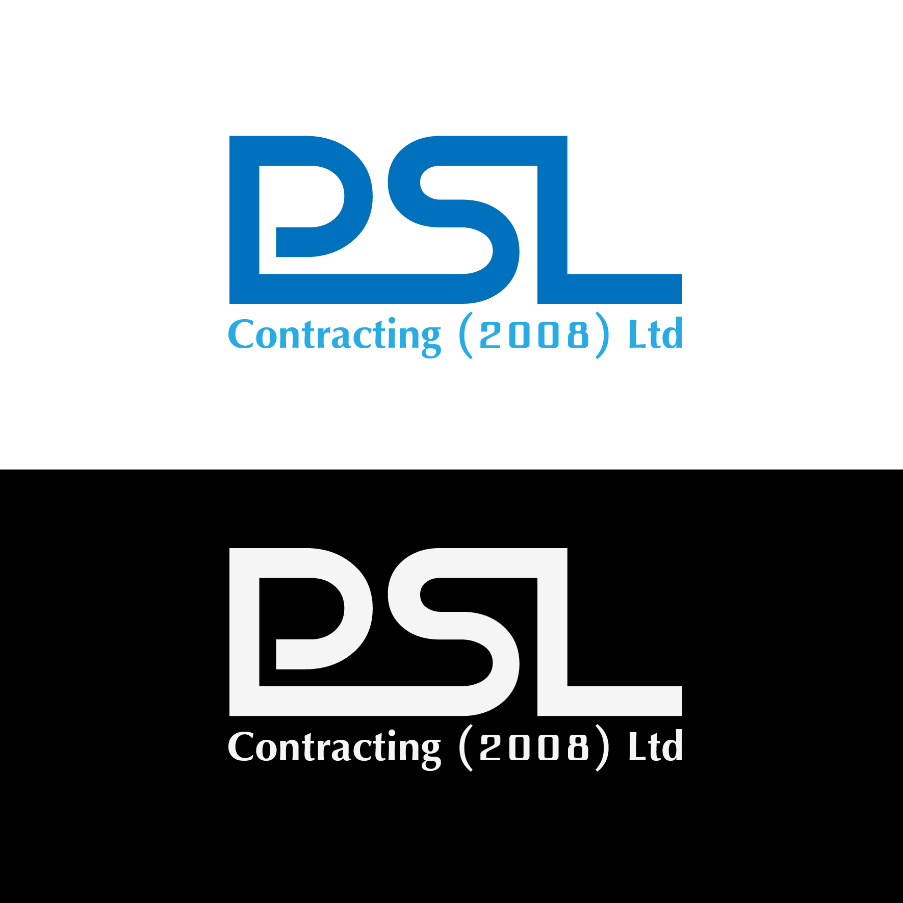 Logo Design by 3draw - Entry No. 1 in the Logo Design Contest PSL Contracting (2008) Ltd. Logo Design.