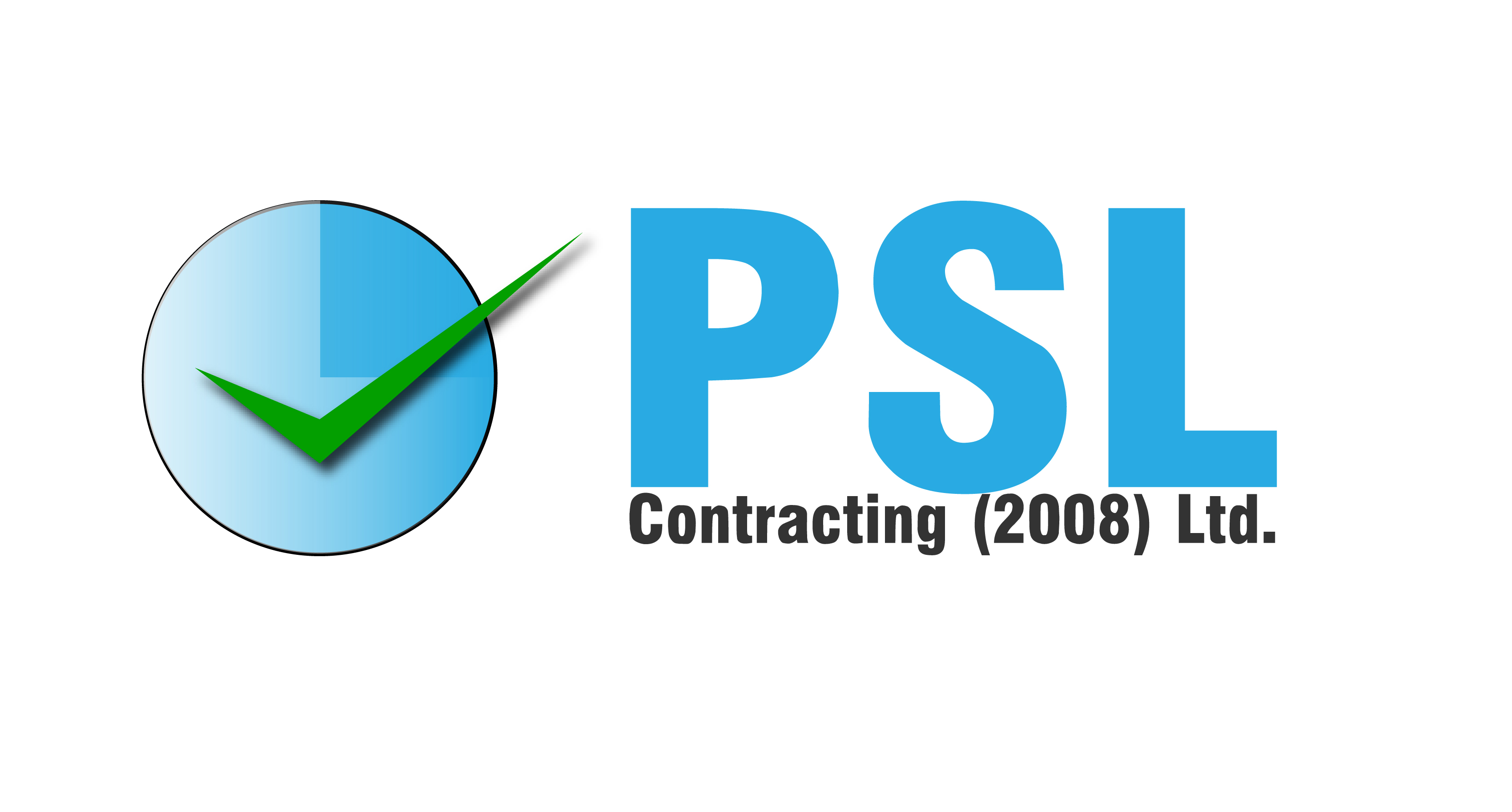 Logo Design by Jerry Nable Jr - Entry No. 4 in the Logo Design Contest PSL Contracting (2008) Ltd. Logo Design.