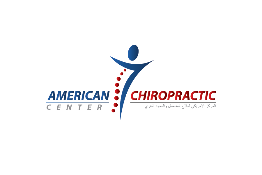 Logo Design by Muhammad Moinjaved - Entry No. 68 in the Logo Design Contest Logo Design for American Chiropractic Center.