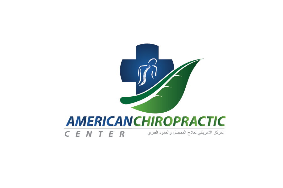 Logo Design by Muhammad Moinjaved - Entry No. 72 in the Logo Design Contest Logo Design for American Chiropractic Center.