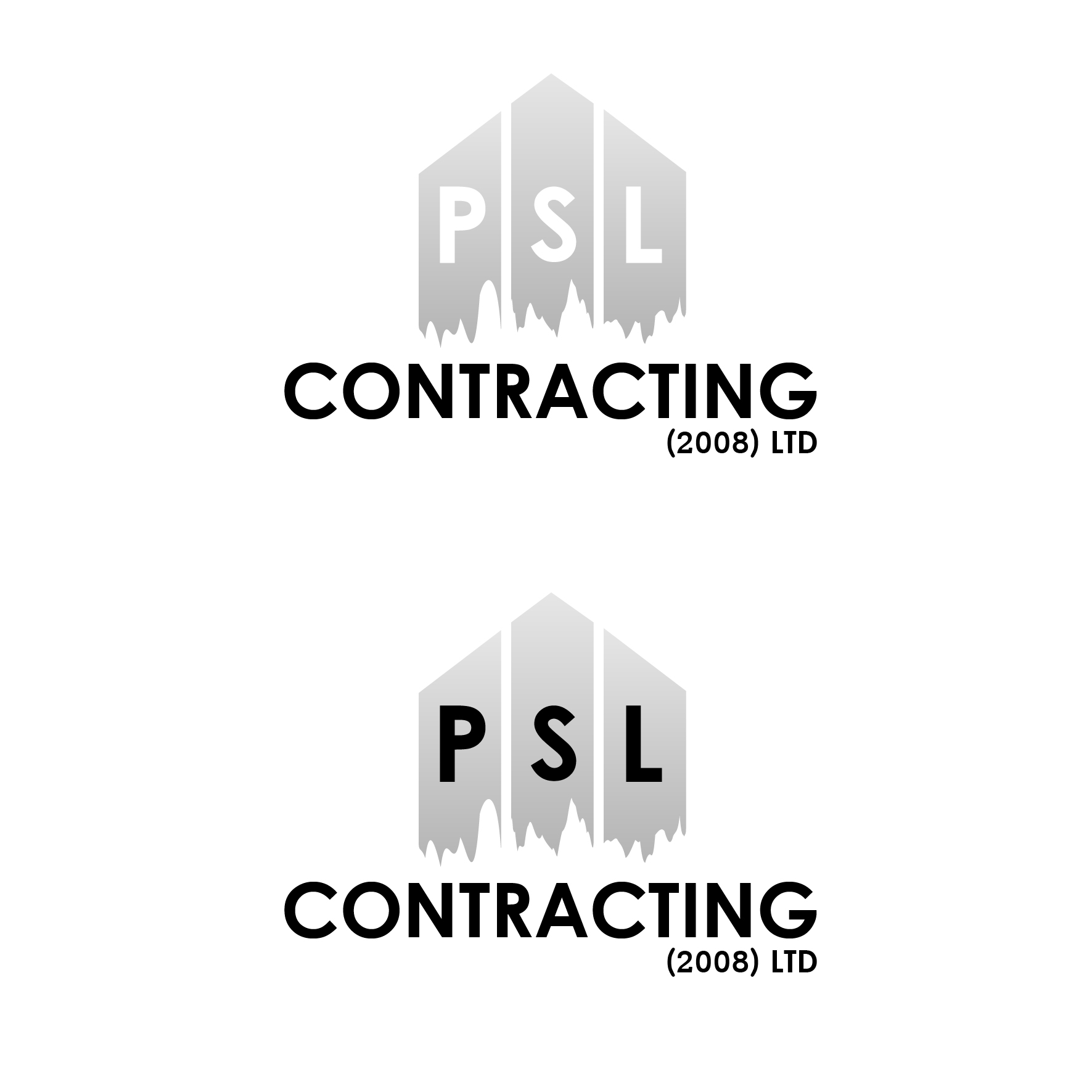 Logo Design by 3draw - Entry No. 6 in the Logo Design Contest PSL Contracting (2008) Ltd. Logo Design.