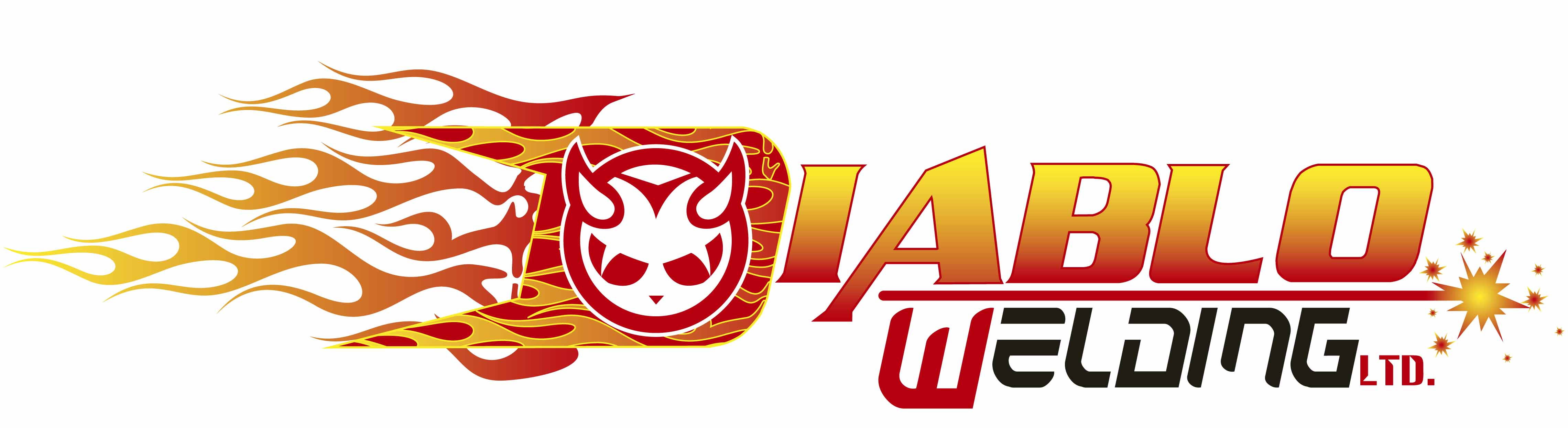 Logo Design by Jonathan Rasonable - Entry No. 41 in the Logo Design Contest New Logo Design for Diablo Welding Ltd..