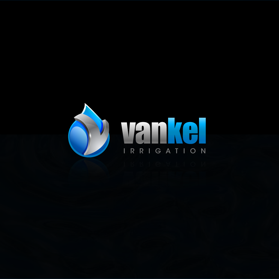 Logo Design by zesthar - Entry No. 199 in the Logo Design Contest Van-Kel Irrigation Logo Design.