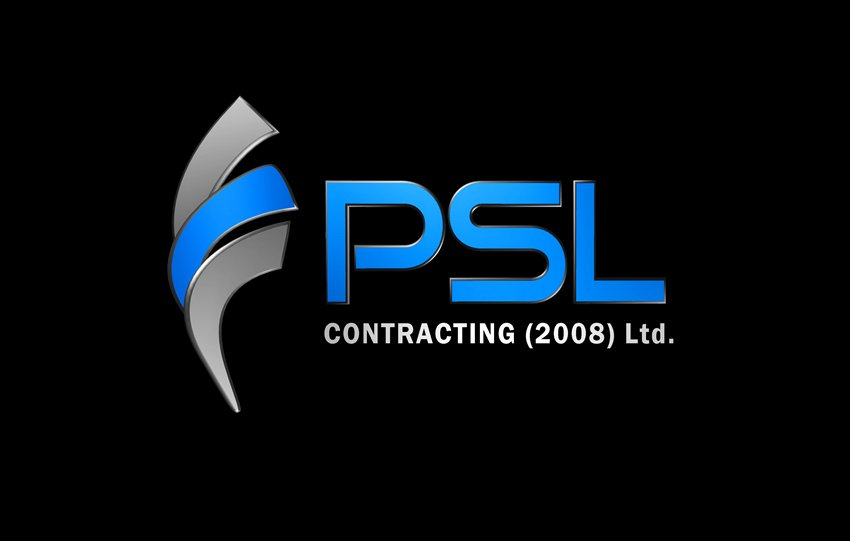 Logo Design by Respati Himawan - Entry No. 9 in the Logo Design Contest PSL Contracting (2008) Ltd. Logo Design.