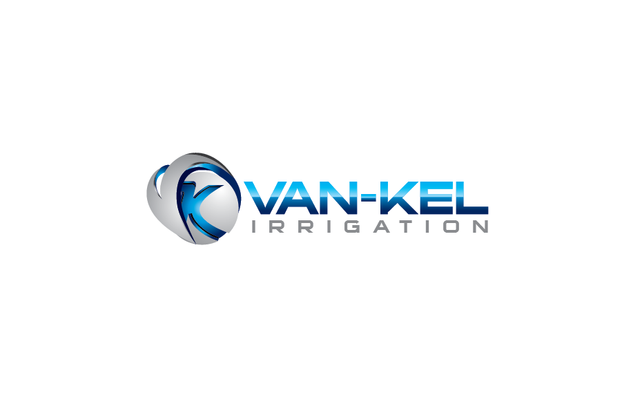 Logo Design by Private User - Entry No. 205 in the Logo Design Contest Van-Kel Irrigation Logo Design.
