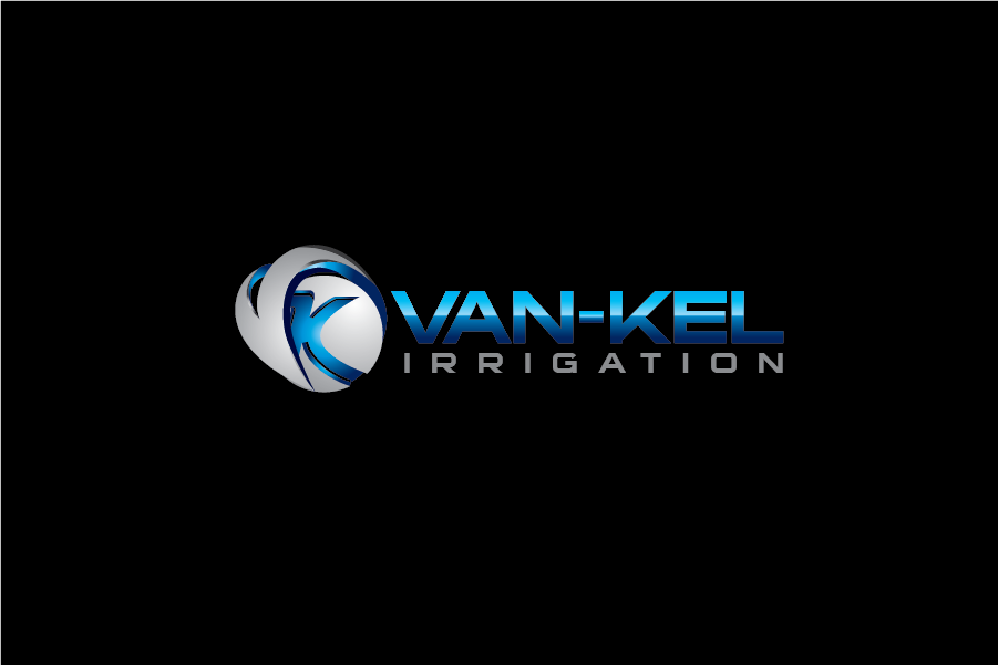 Logo Design by Private User - Entry No. 206 in the Logo Design Contest Van-Kel Irrigation Logo Design.
