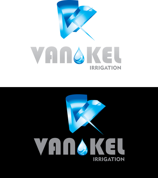 Logo Design by Private User - Entry No. 209 in the Logo Design Contest Van-Kel Irrigation Logo Design.