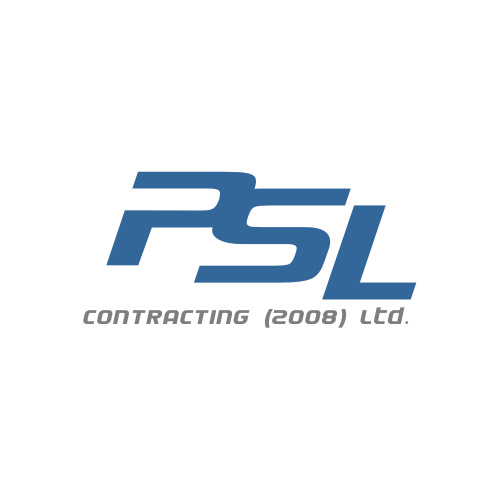 Logo Design by Rudy - Entry No. 11 in the Logo Design Contest PSL Contracting (2008) Ltd. Logo Design.