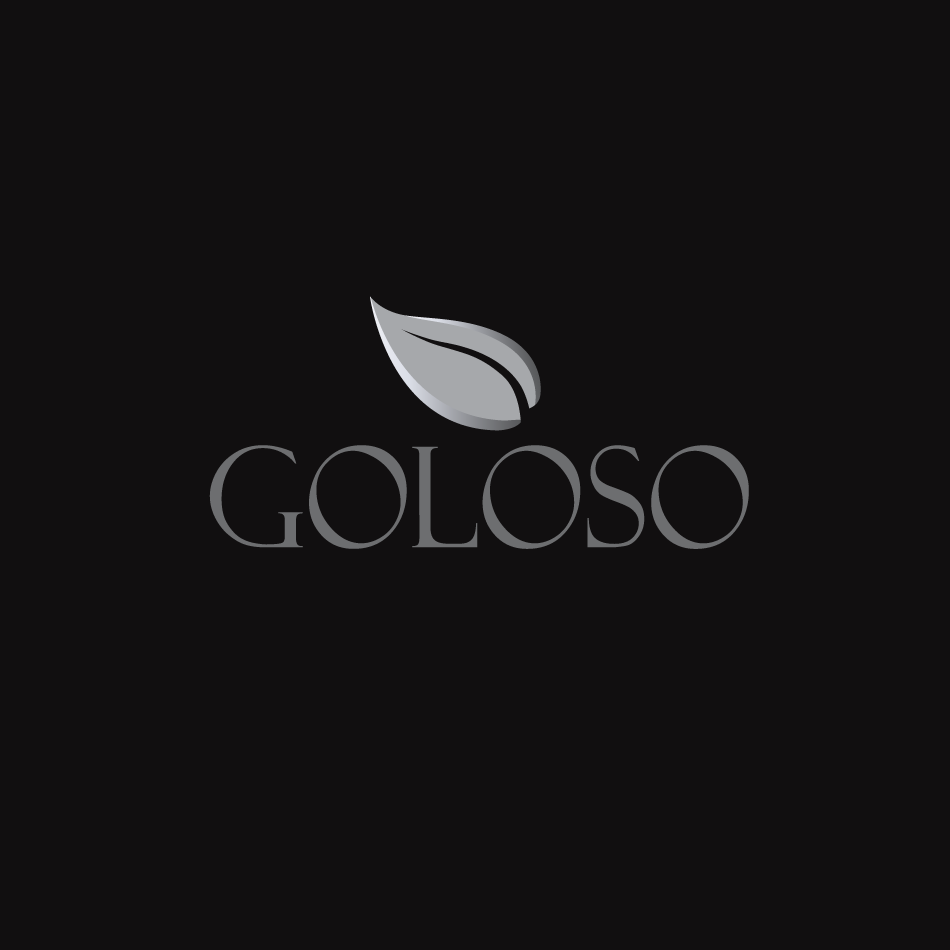 Logo Design by moonflower - Entry No. 20 in the Logo Design Contest Unique Logo Design Wanted for Goloso.