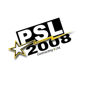Logo Design by Ghayoor Shaikh - Entry No. 12 in the Logo Design Contest PSL Contracting (2008) Ltd. Logo Design.
