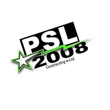 Logo Design by Ghayoor Shaikh - Entry No. 15 in the Logo Design Contest PSL Contracting (2008) Ltd. Logo Design.